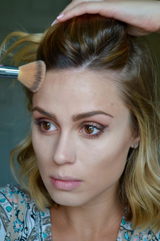 Houston beauty blogger Uptown With Elly Brown shares 9 Easy Steps on How To Contour! You can follow these easy steps and learn how to contour!
