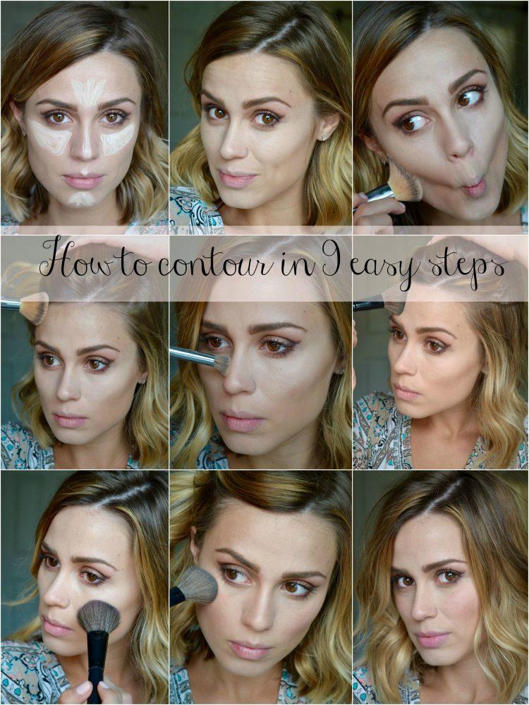 how to contour