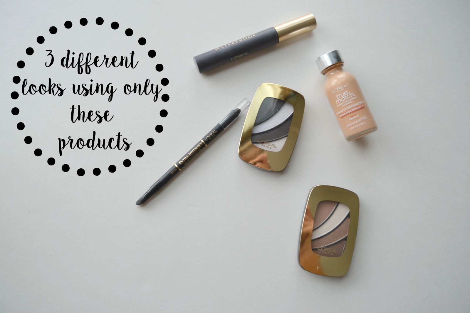 3 Makeup looks with L'Oreal Makeup   Uptown with Elly Brown