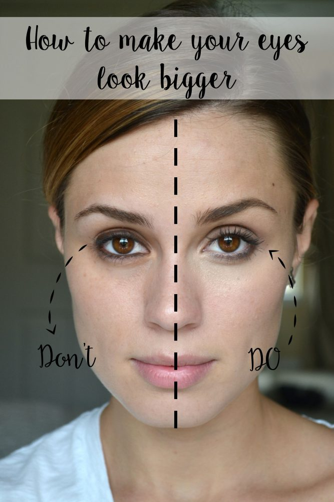 How to Make Your Eyes Bigger with Makeup