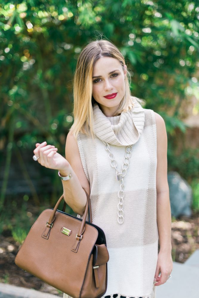 Adam Lippes for Target Fringe Sweater