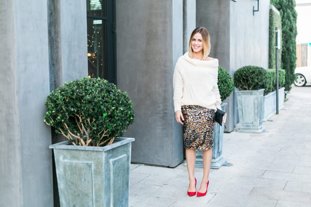 new year's eve outfits - New Years Eve Outfit by Houston fashion blogger Uptown with Elly Brown