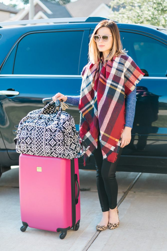 Travel essentials with vera bradley