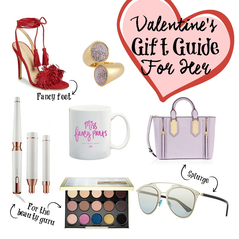VALENTINE'S gift guide for her