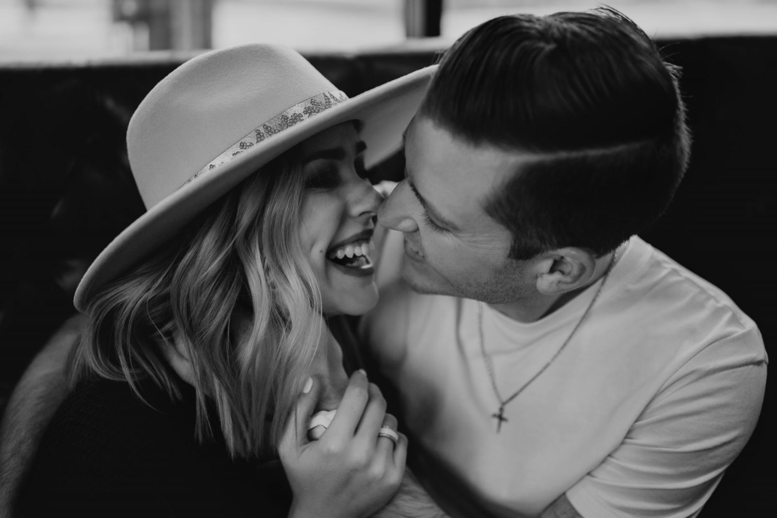 Elly Brown shares 10 perfect at home date night ideas with her Husband Jordan