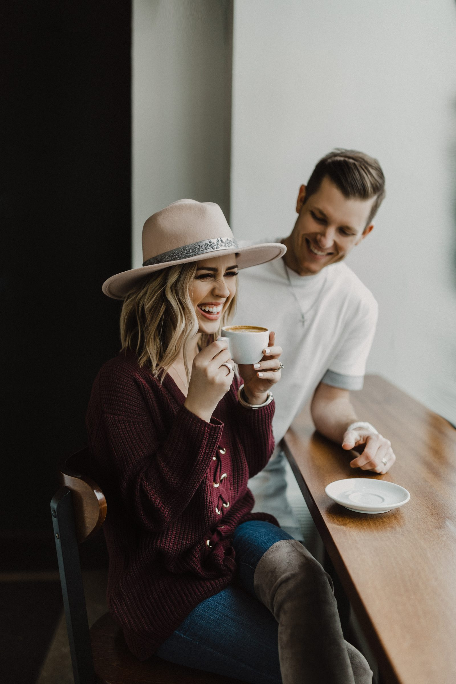Not sure what to do for date night? Houston lifestyle blogger Elly Brown rounds up 10 at home date night ideas you'll BOTH love.