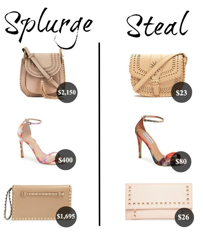 splurge or steal