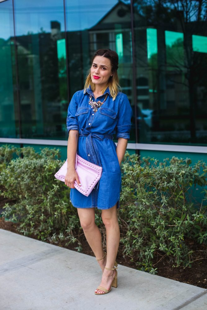 Why you need a Denim Dress