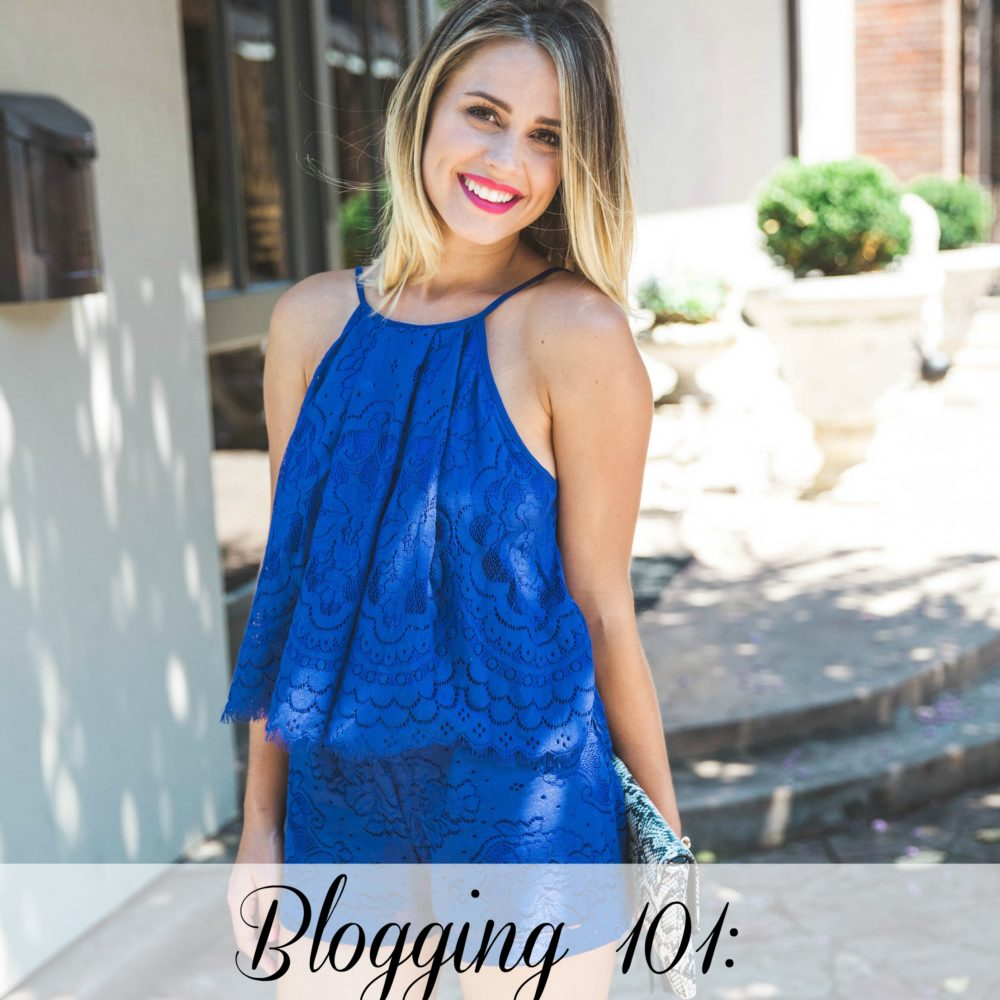 Blogging 101: How to grow your social following