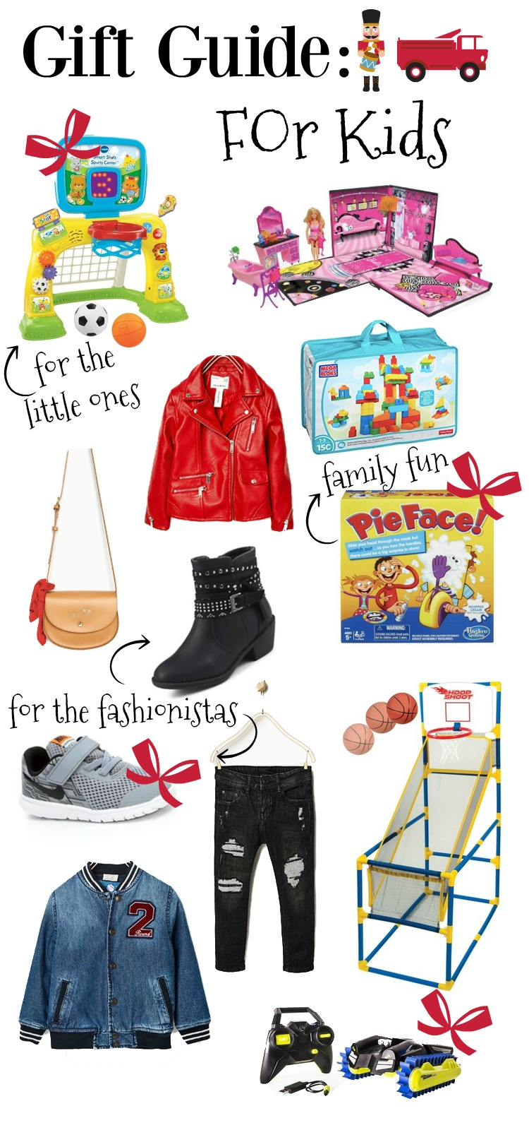 Holiday gift ideas | Gift idea for kids | Gift guide for the kids | Uptown with Elly Brown -  Holiday Gift Guide For the Kids by Houston mom blogger Uptown with Elly Brown