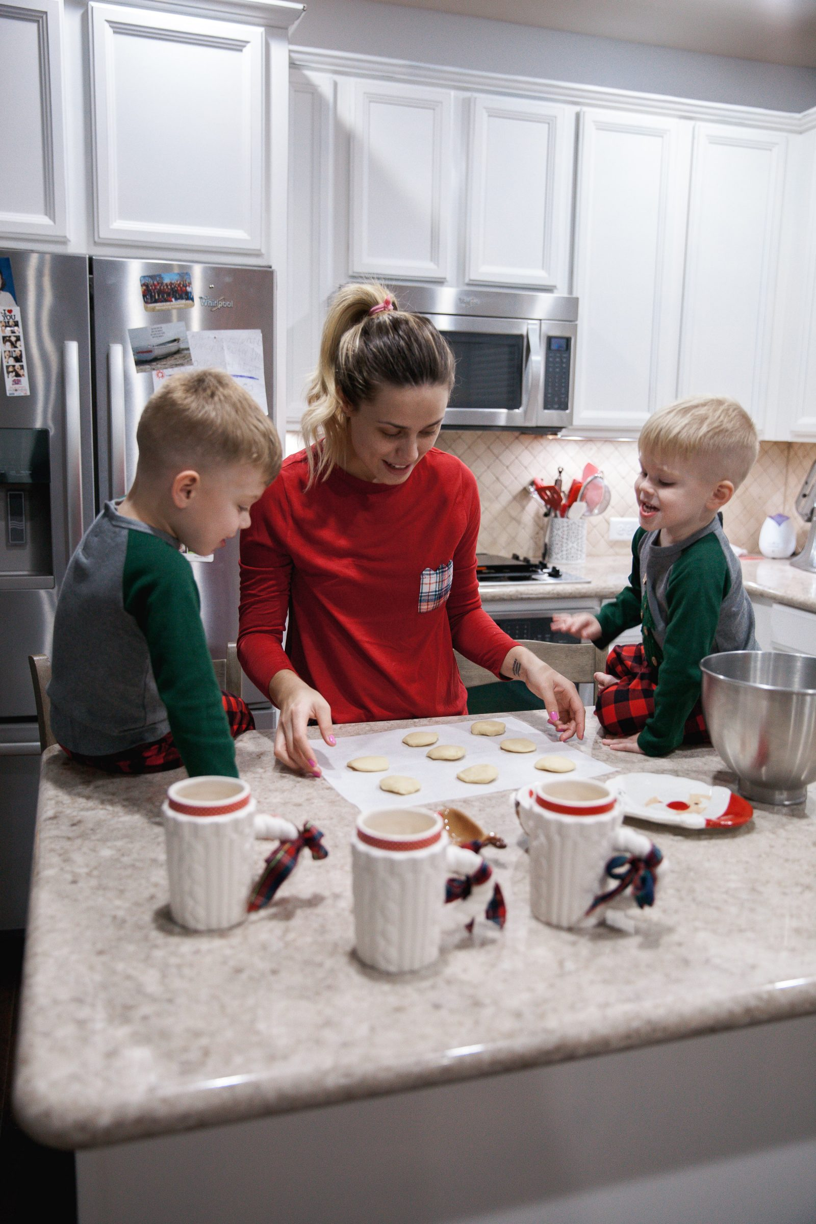Christmas Decor | Christmas Traditions | Family Holiday Traditions | Uptown with Elly Brown - Christmas Family Traditions with MudPie by Houston style blogger Uptown with Elly Brown