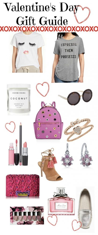 Valentine's Day Gift Ideas | Gift guide for her | Gift ideas for her | Uptown with Elly Brown