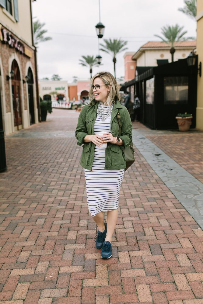 Casual Maternity Outfit | Maternity Style | Maternity Outfit | How to dress the bump | Uptown with Elly Brown