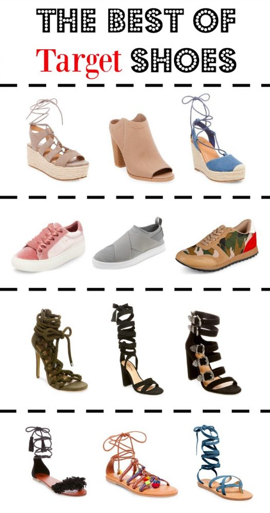Best of Target shoes | Spring shoes | Best of Spring Target Shoes | Uptown with Elly Brown