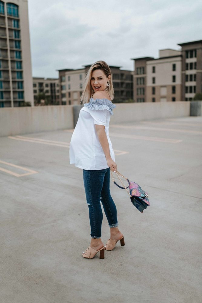 Maternity fashion | Maternity outfits | ASOS Maternity | Uptown with Elly Brown