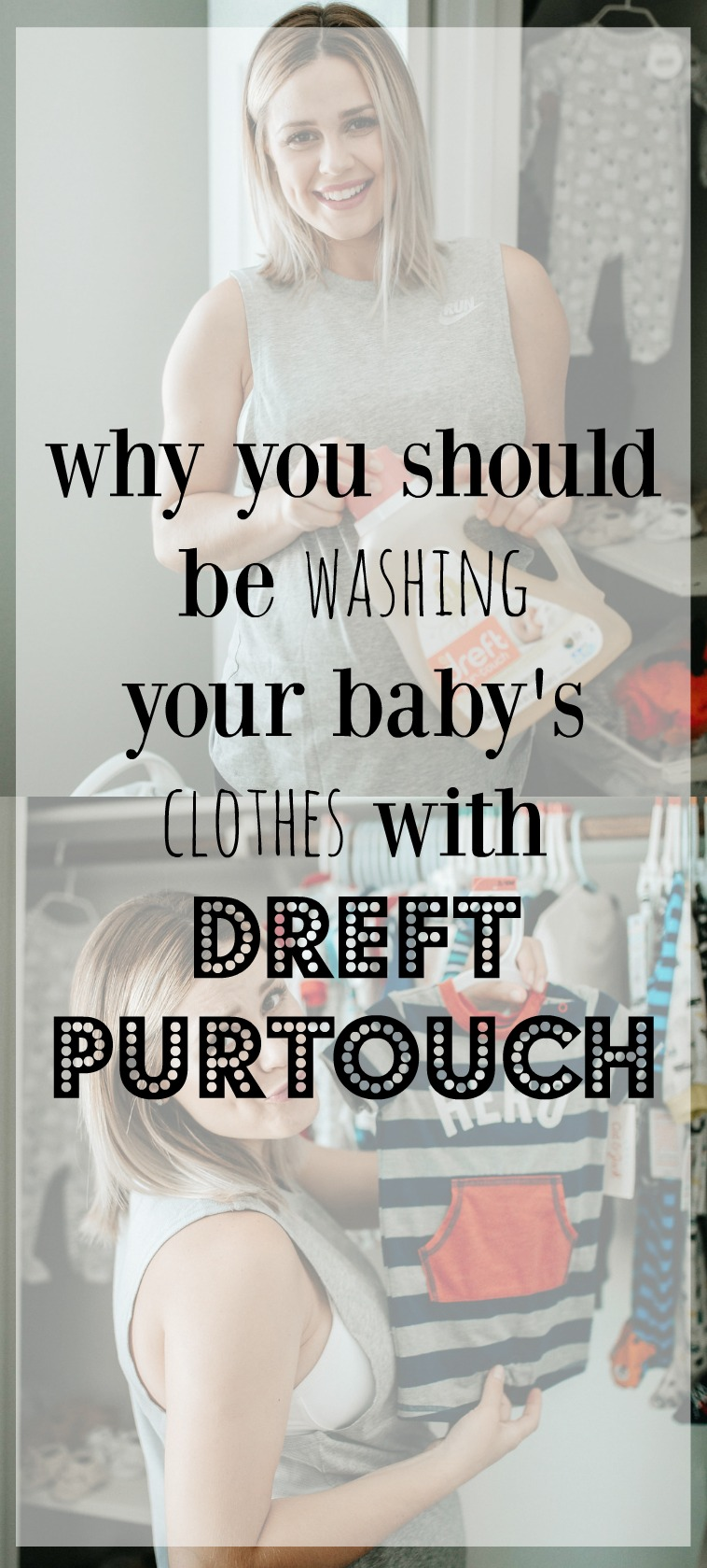 Getting ready for baby with Dreft purtouch | how to get ready for baby | Uptown with Elly Brown