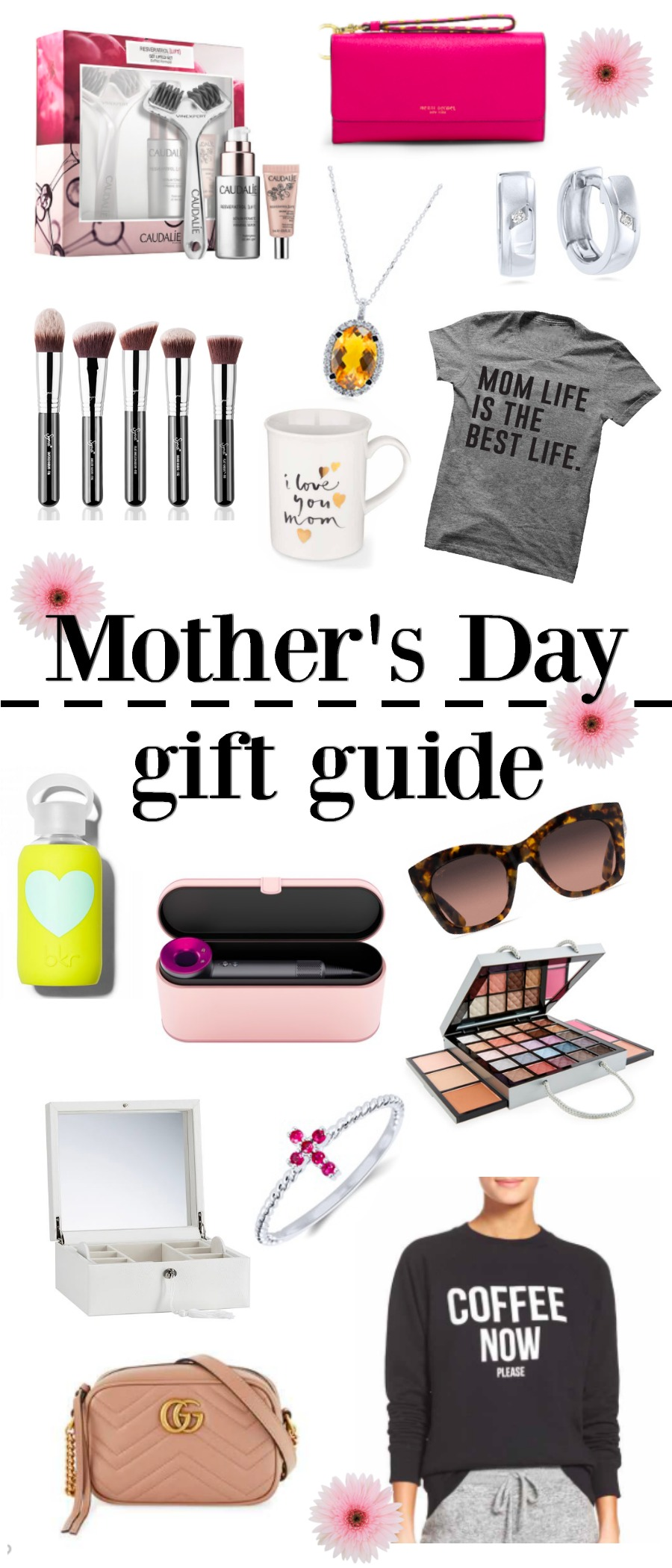 Mother's Day gift guide | Gift guide for her | Gift ideas for mom | Gift ideas for her | Uptown with Elly Brown