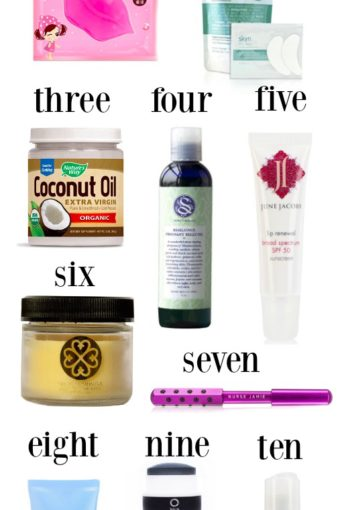 Pregnancy Must-Haves (Beauty Edition)