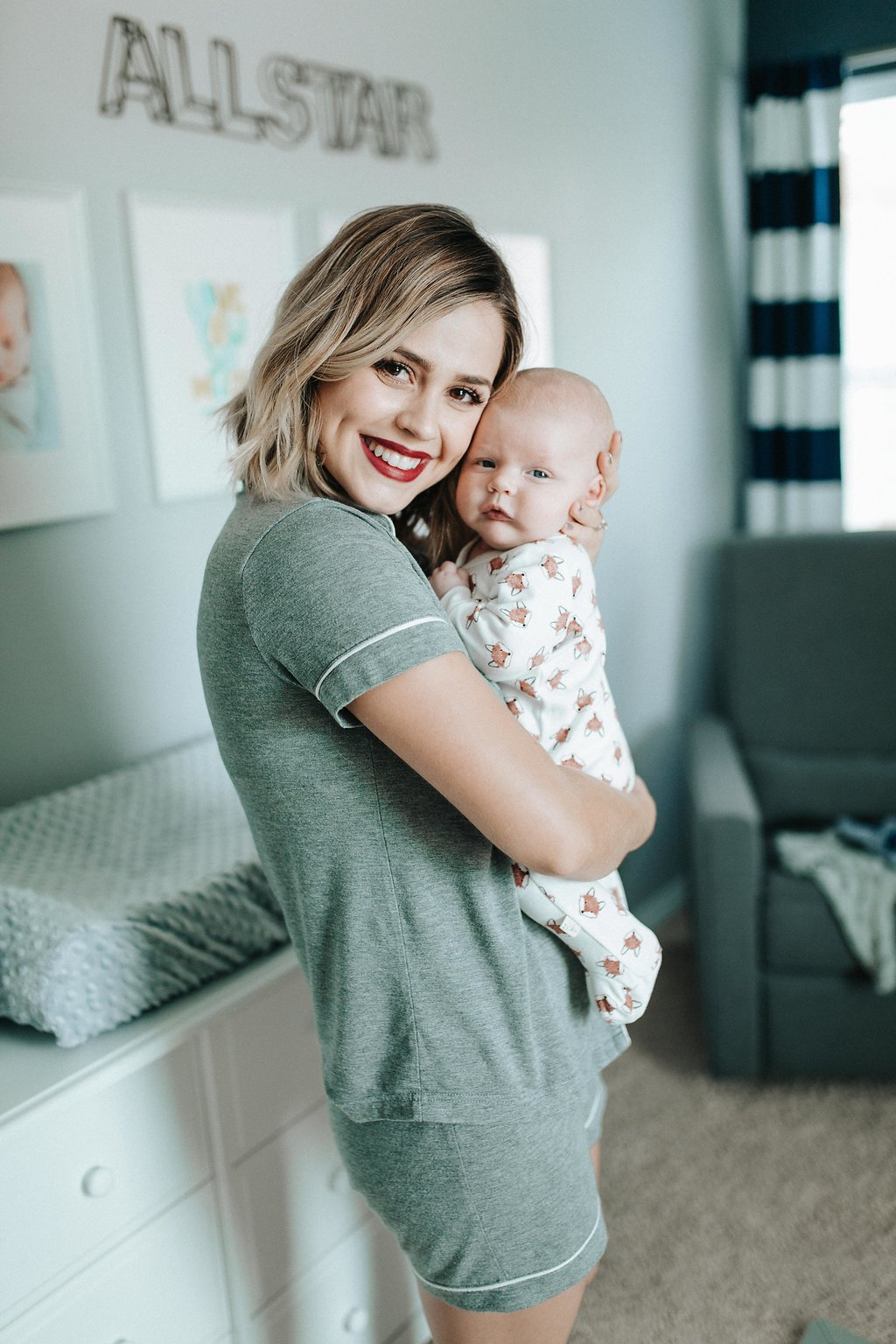 Baby bedtime routine | How to establish a bedtime routine | Jaclyn Smith Spencer clothing line | Uptown with Elly Brown