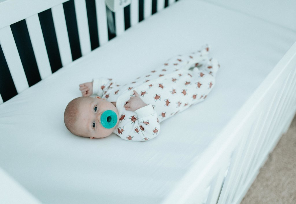 Useful Tips For A Successful Baby Bedtime Routine by Houston mom blogger Uptown with Elly Brown