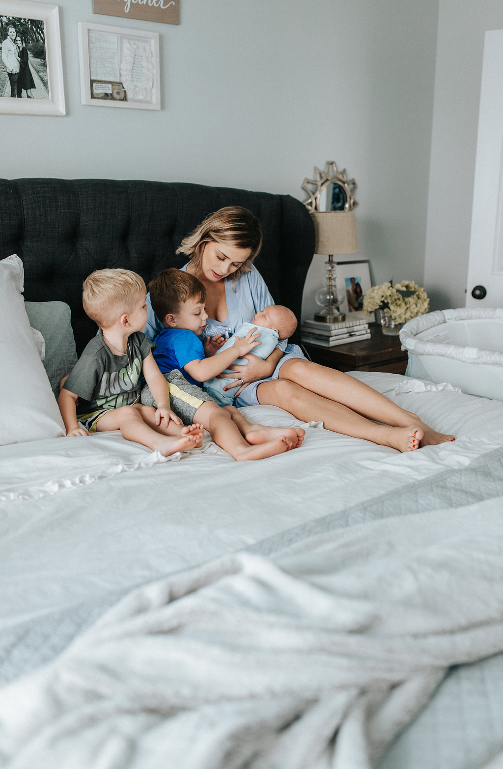 Safe Sleep for babies with Halo Sleep by Houston mom blogger Uptown with Elly Brown
