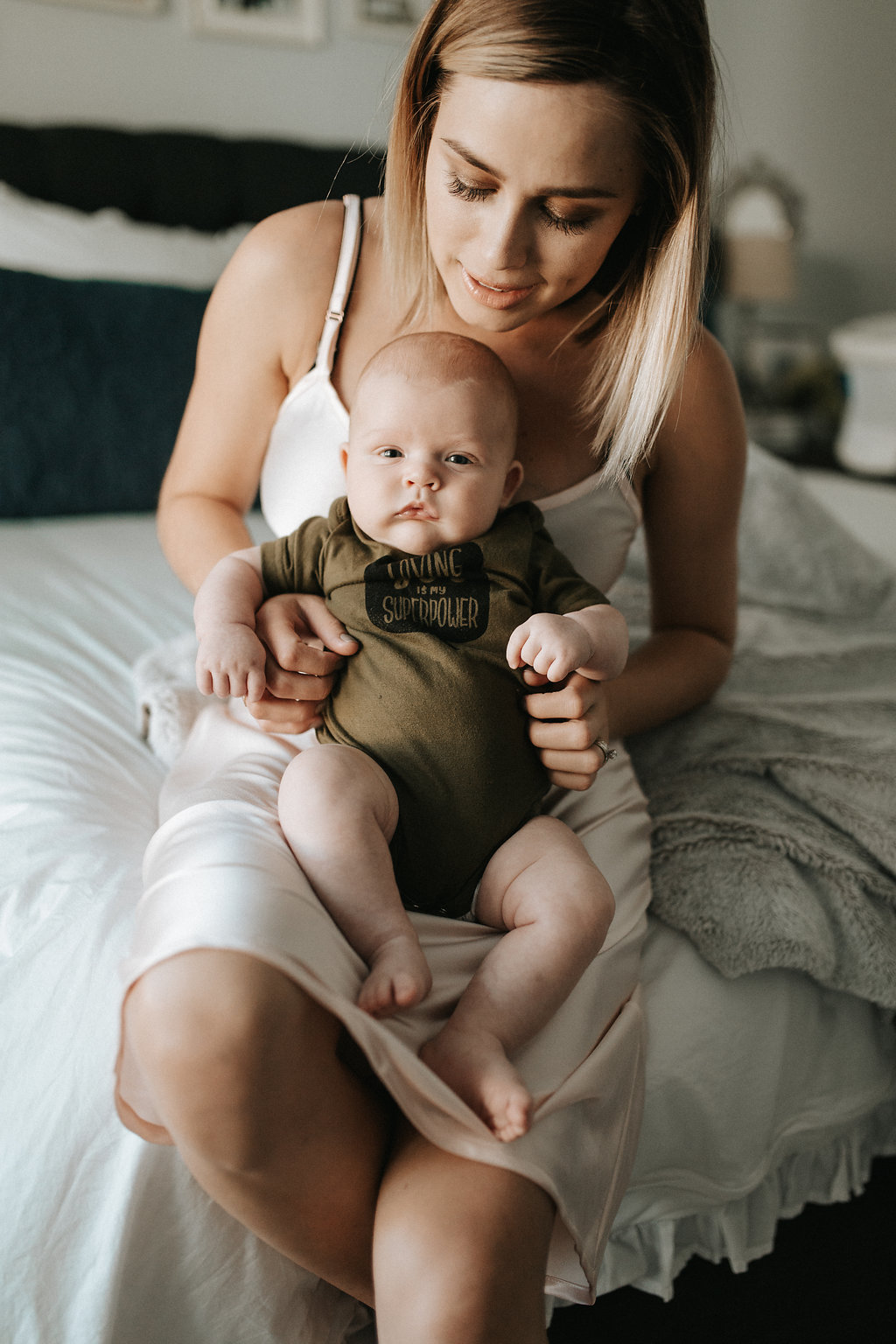 Houston mom blogger Uptown with Elly Brown answers her frequently asked postpartum questions and how to bounce back after having a baby. Read more now!