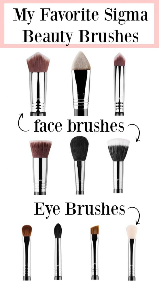 The Best Sigma Beauty Brushes Uptown