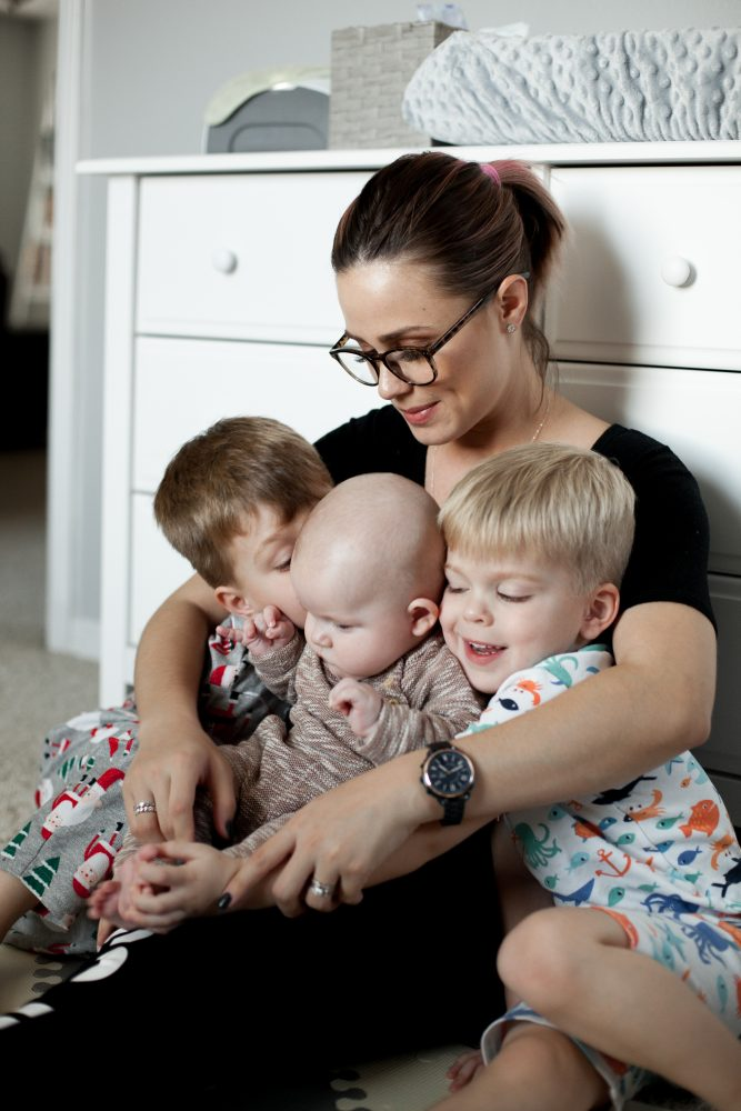 Houston Lifestyle blogger Uptown with Elly Brown shares why she is letting go of the Supermom title with the help of Care.com