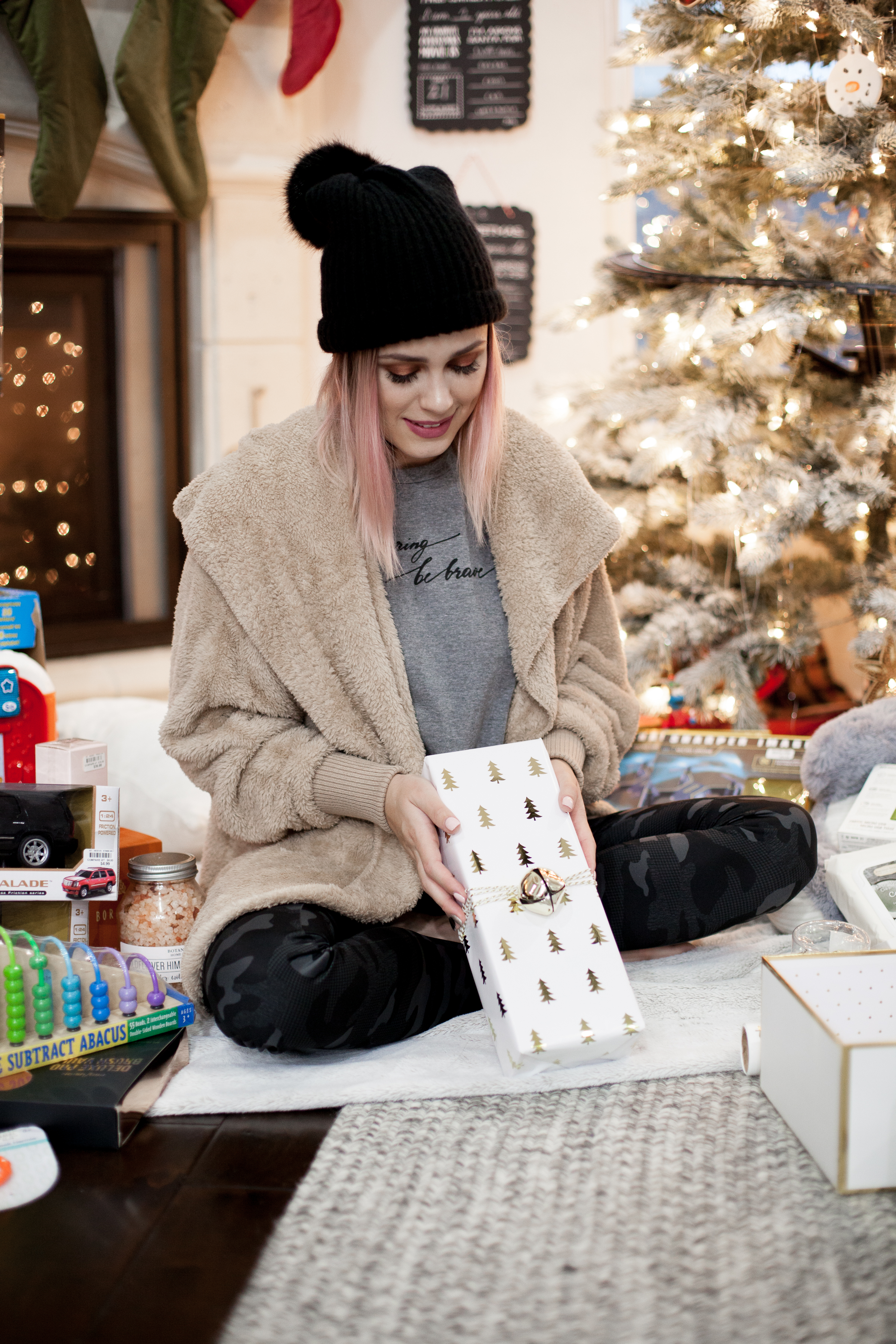 Houston Blogger Uptown with Elly Brown shares Christmas Gift Ideas and the where to get the perfect gift for everyone in the family. Click here for more!