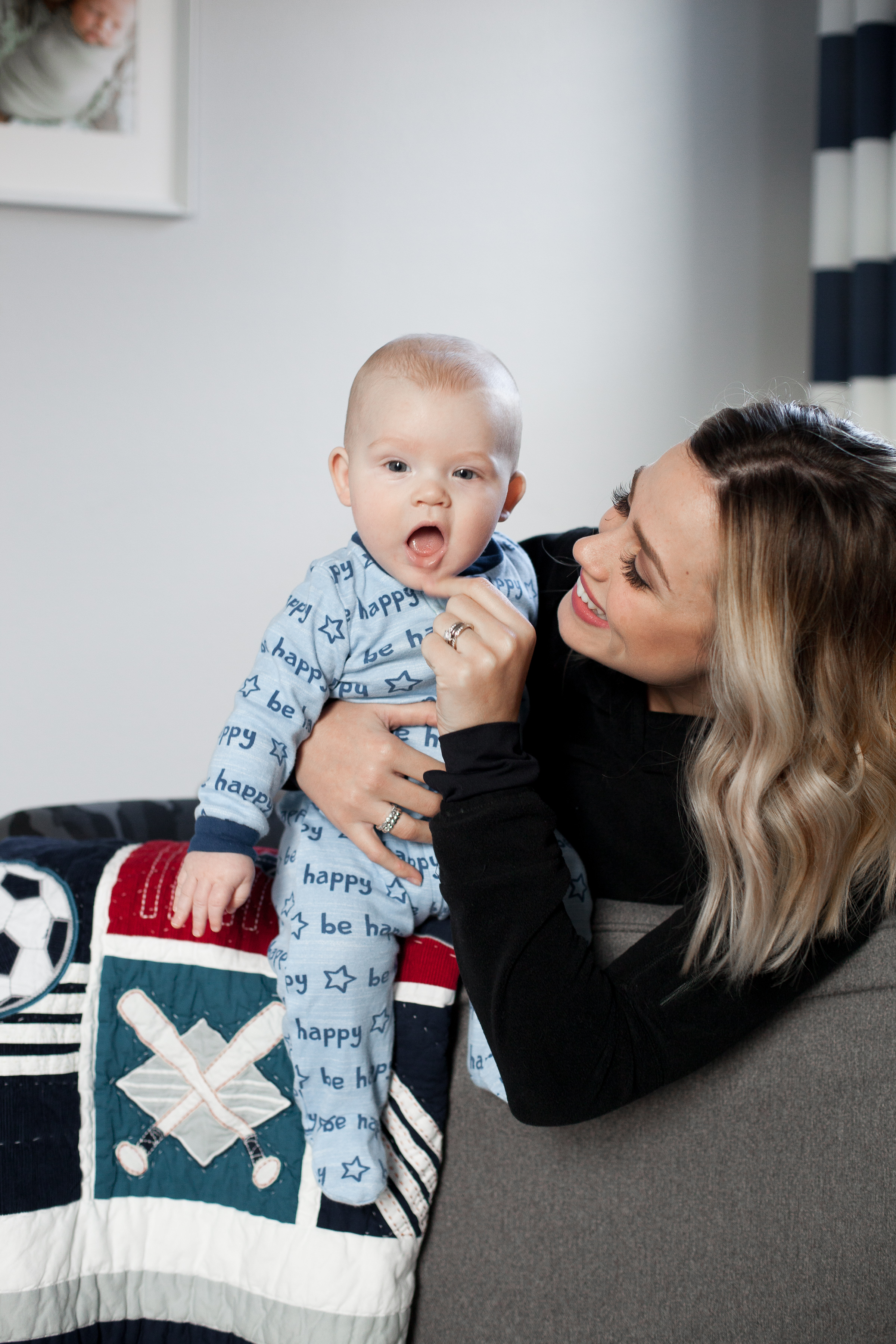 Houston lifestyle blogger Uptown with Elly Brown shares her Sleep Routine For Babies and how you can achieve it as well. Click here for more!
