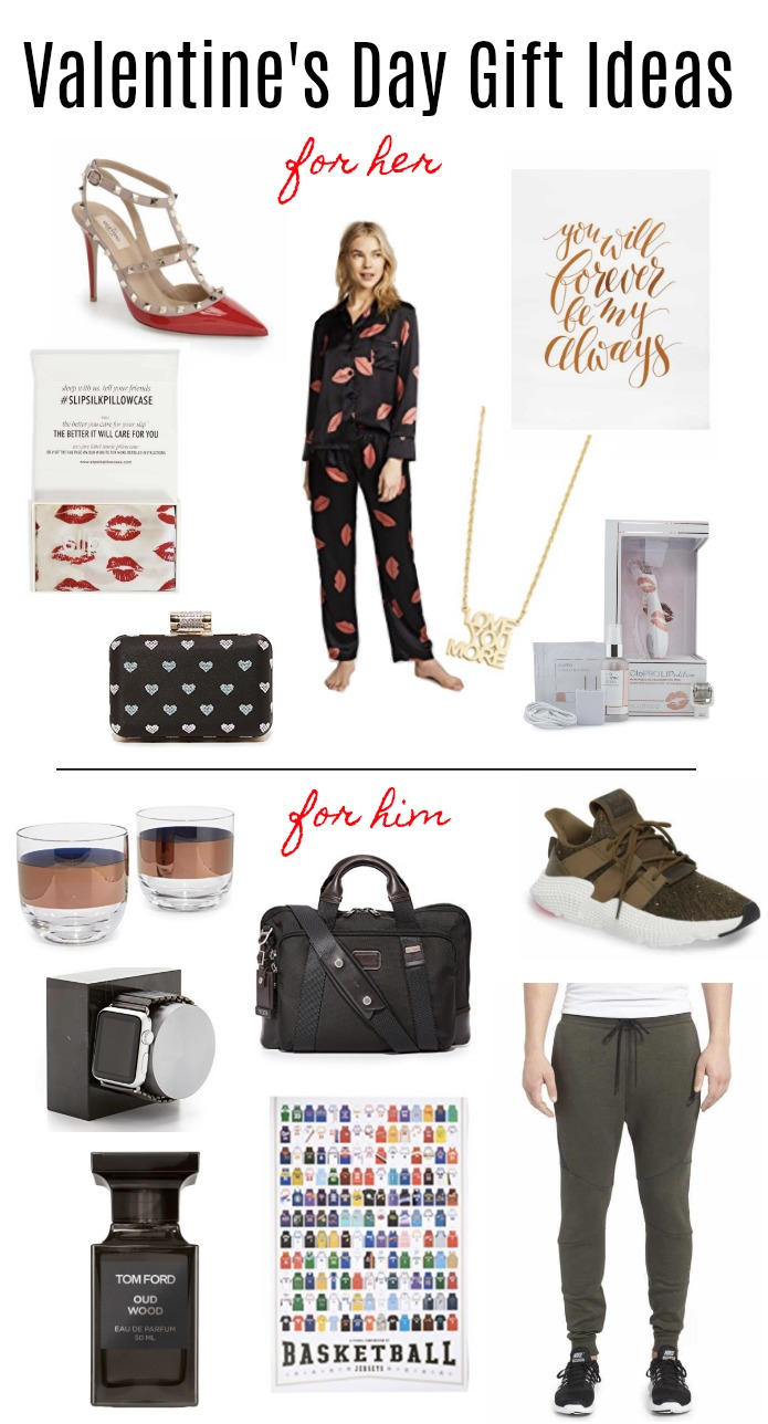 Houston lifestyle blogger Uptown with Elly Brown shares Last Minute Valentine's Day Gift Ideas for him and her today. Click here for more!