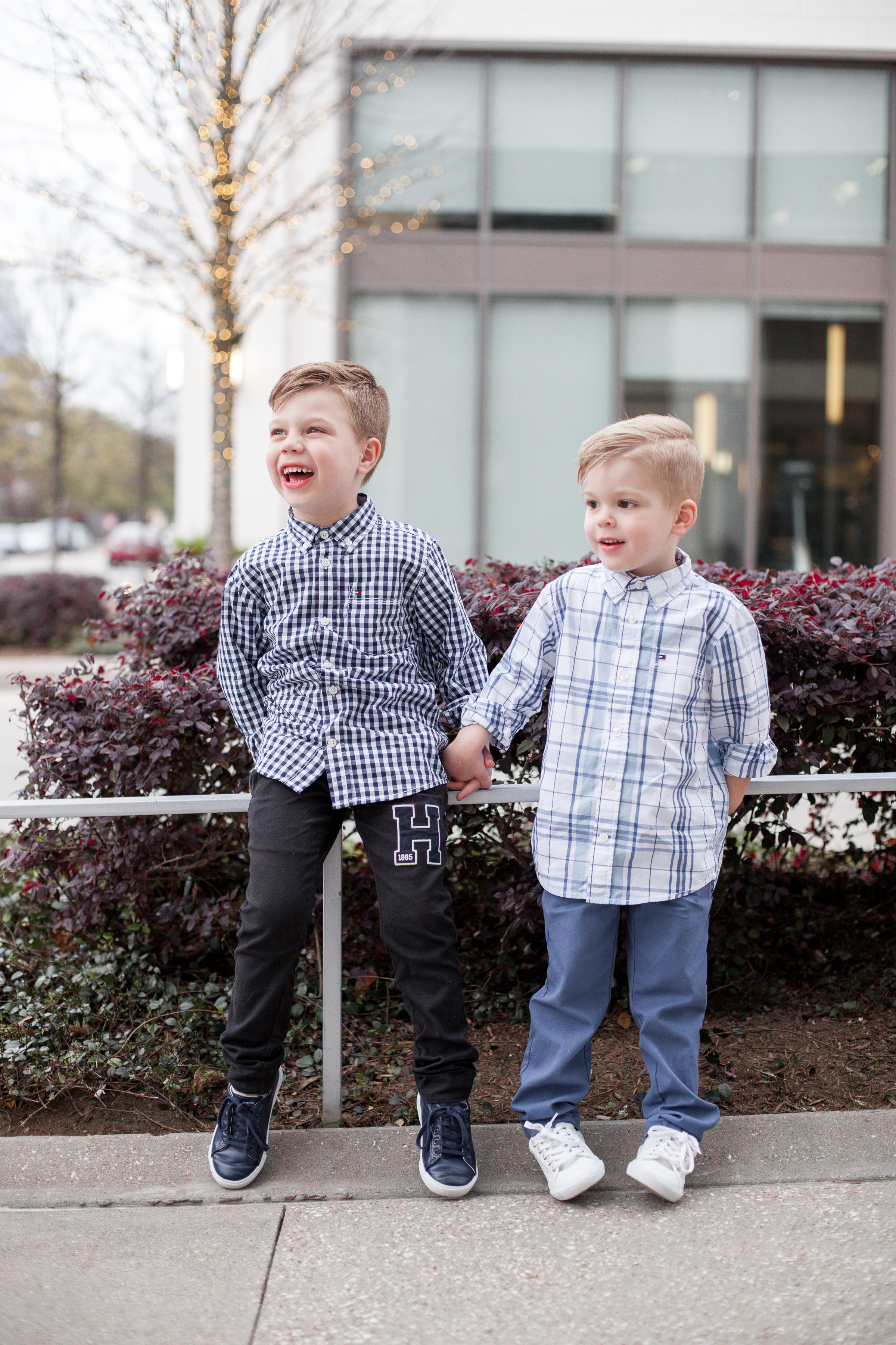 Houston lifestyle blogger Uptown with Elly Brown shares the one destination for on-trend Easter Outfits For Kids. Click here for more!