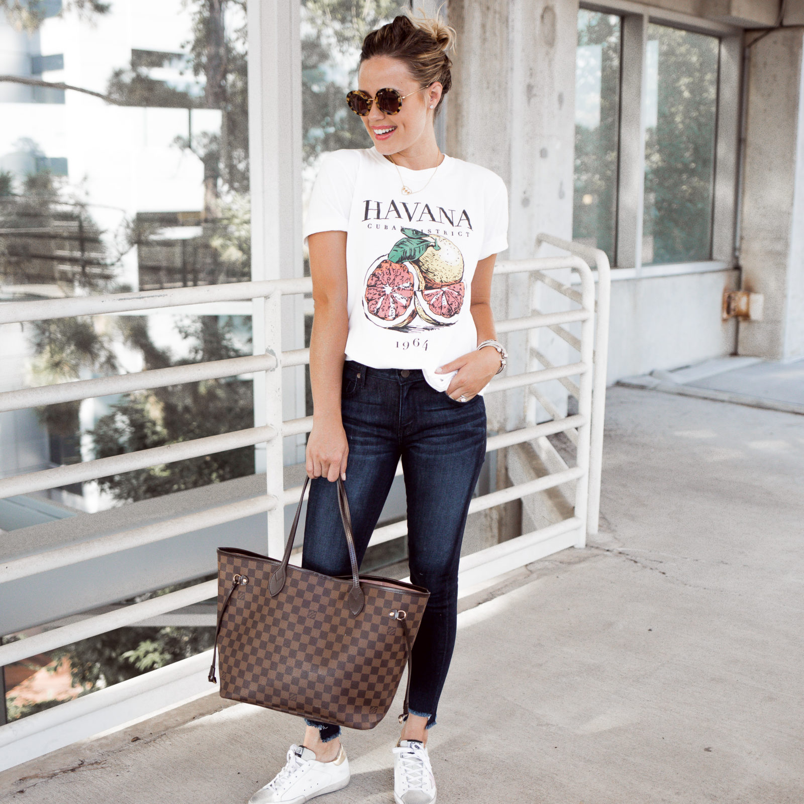 Houston Fashion blogger Uptown with Elly Brown shares her her thoughts on if the Golden Goose sneakers are actually worth the money.