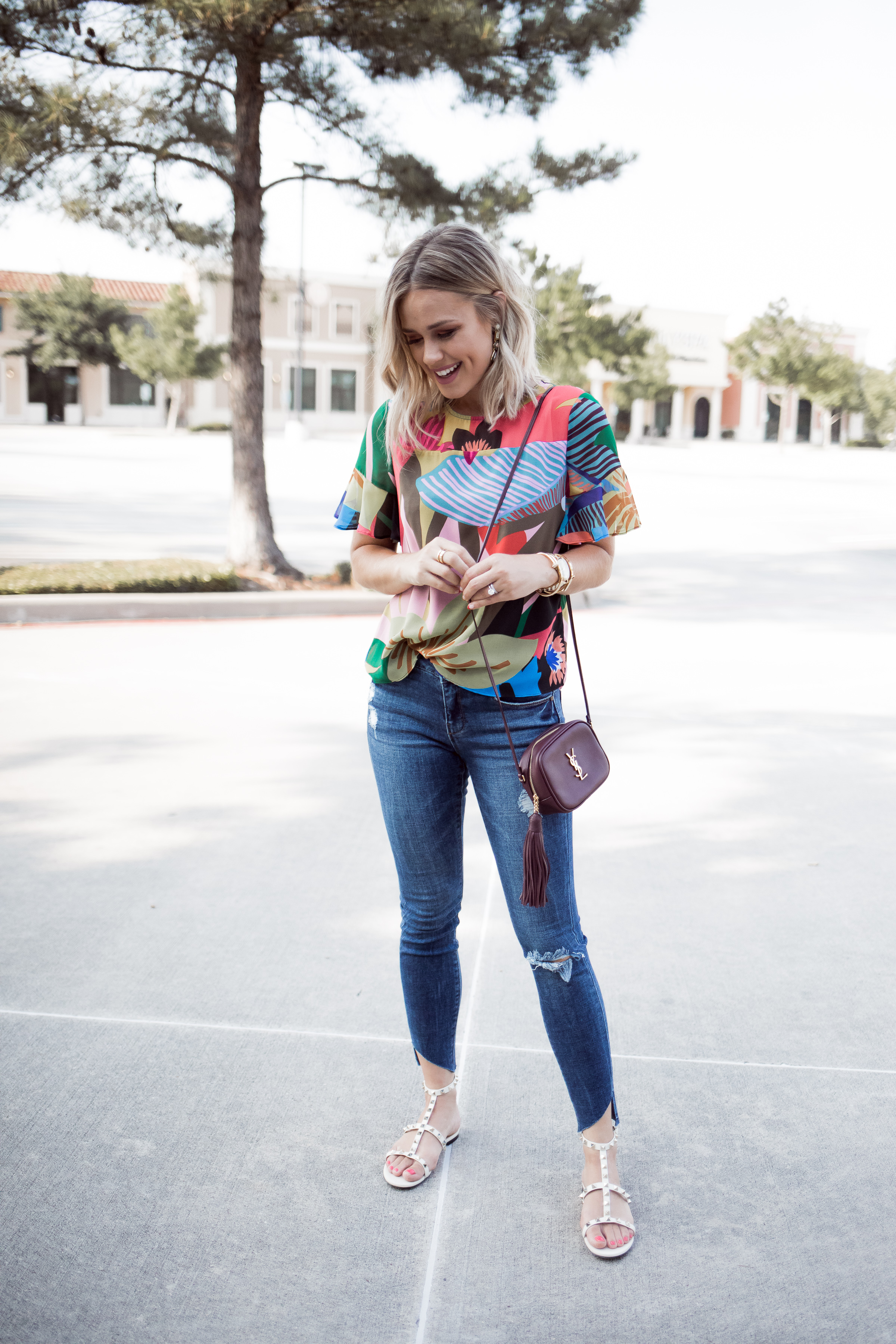 Houston fashion blogger Uptown with Elly Brown shares how to shop name brand items on EBay. Click here for more!