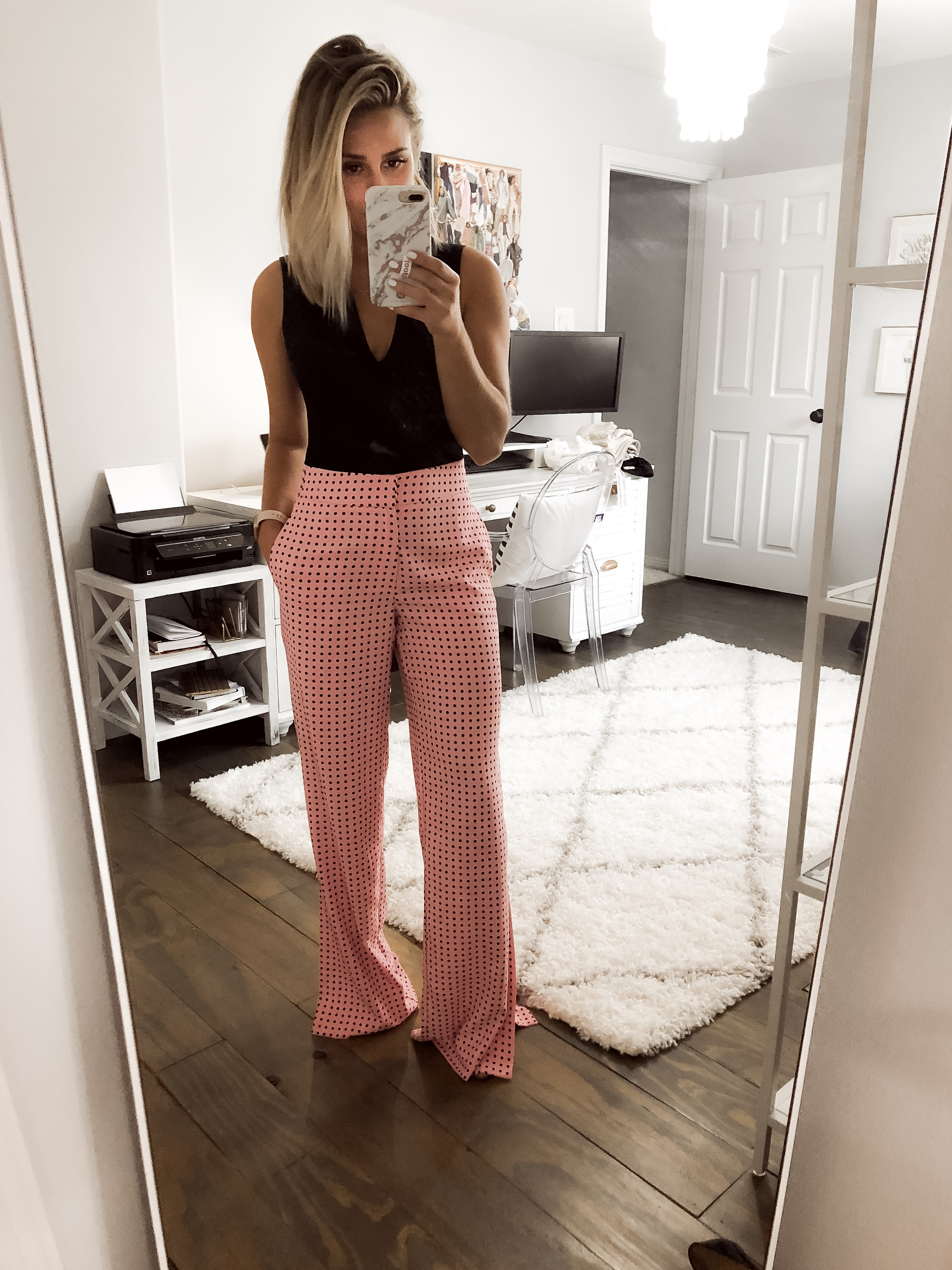 Houston fashion blogger Uptown with Elly Brown shares her Zara Haul and her favorites items in store today! Click here for more!