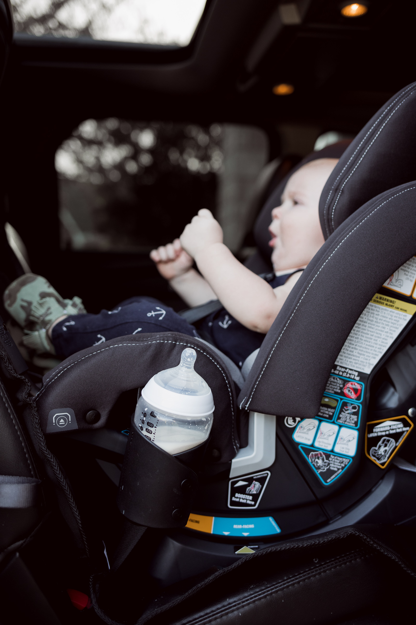 Elly Brown shares why the Baby Jogger City View Car Seat is the only carseat you will ever need