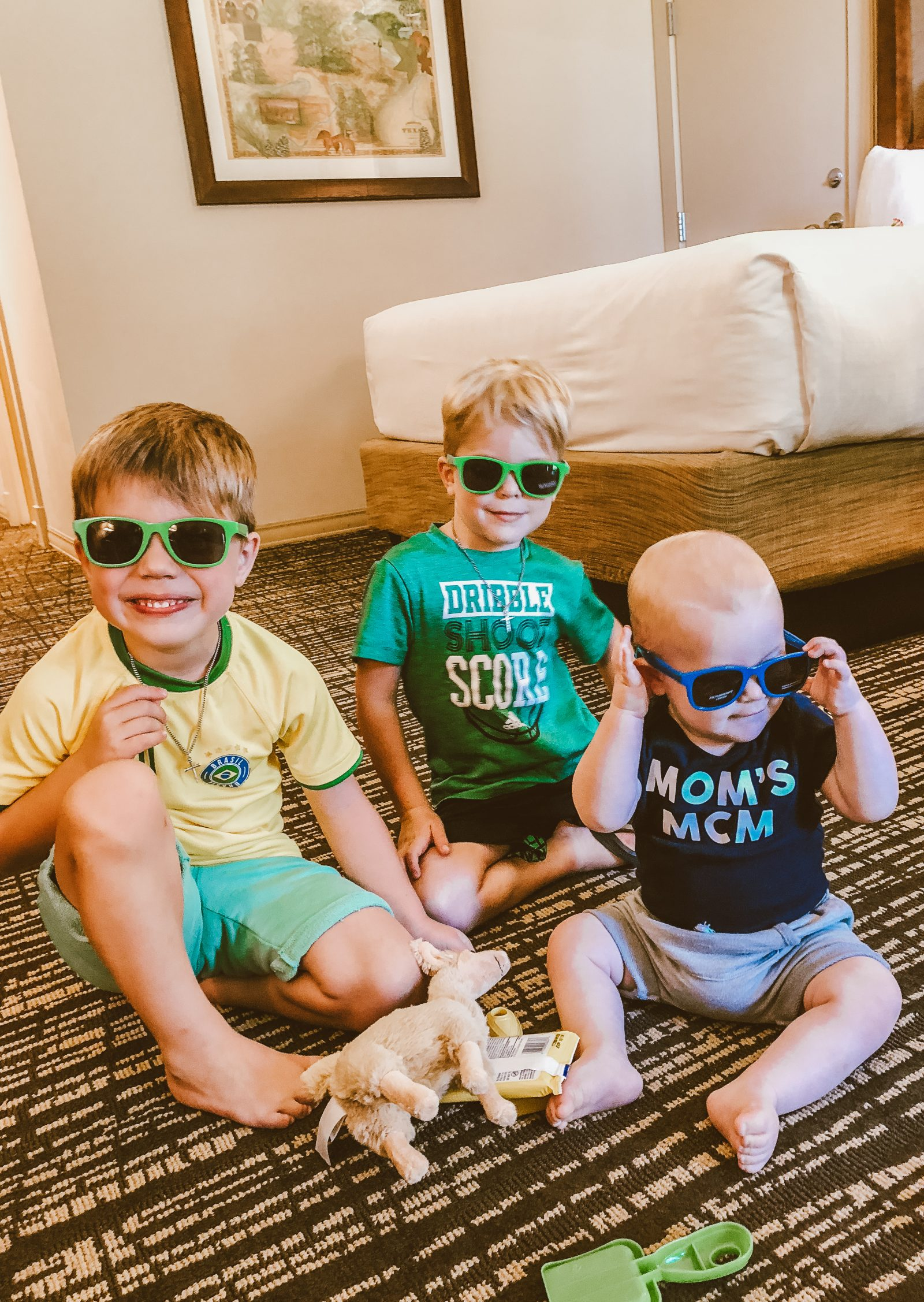 Houston Lifestyle blogger Uptown with Elly Brown shares all about her family vacation to Hyatt Regency Lost Pines Resort and Spa. Click here for more!