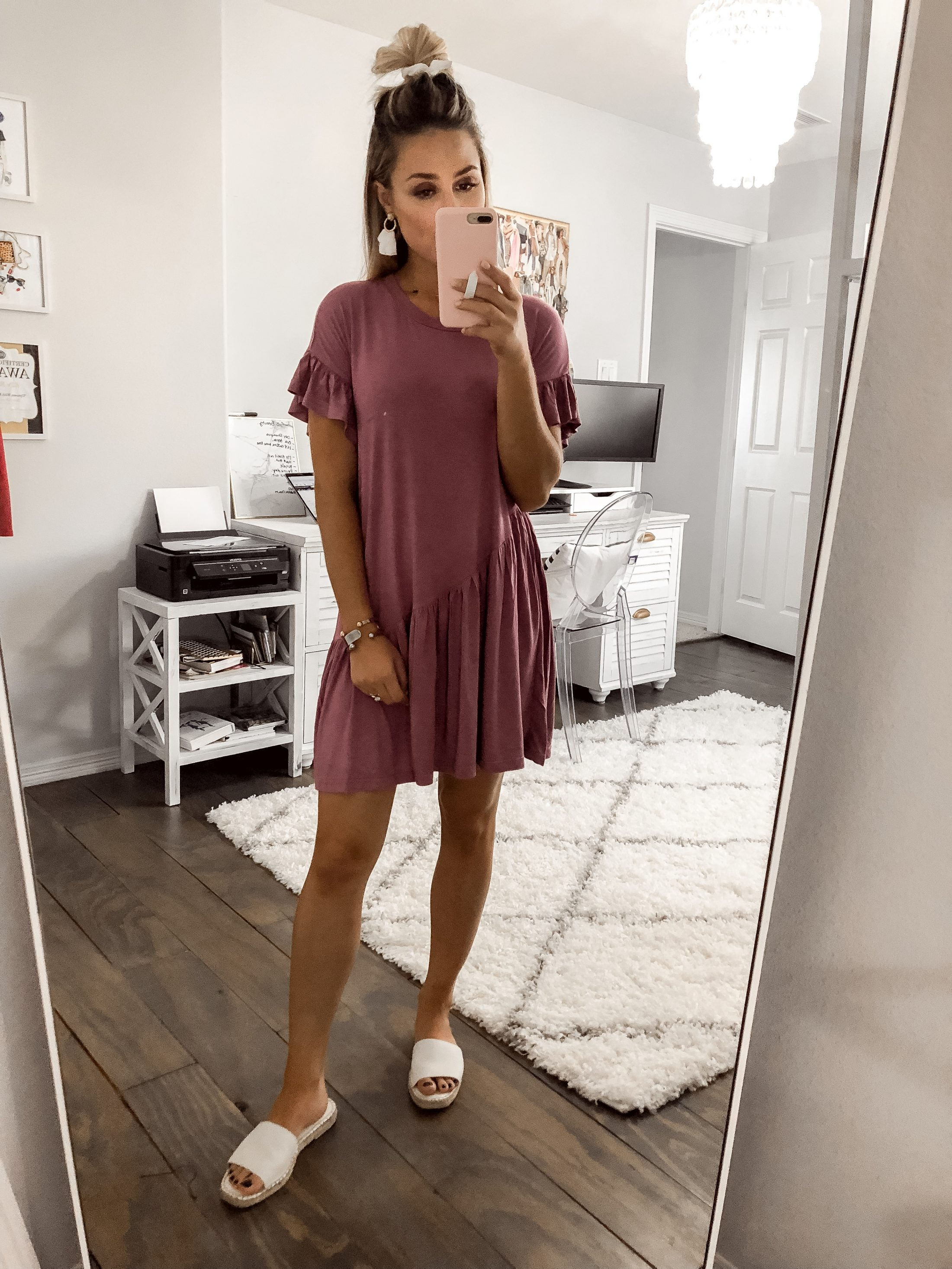 Houston fashion blogger Uptown with Elly Brown shares her weekly Instagram Roundup. Click here for her outfit details and more!