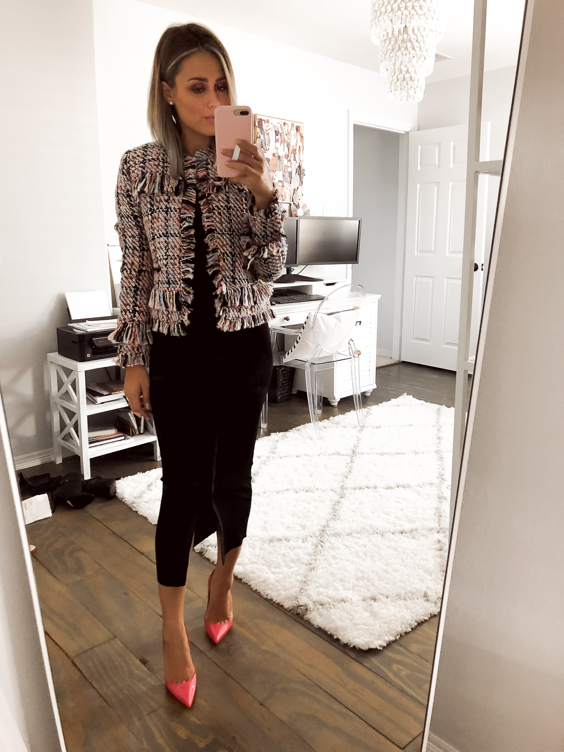 Houston fashion blogger Uptown with Elly Brown shares her 2018 Nordstrom Anniversary sale items and her future fall outfits. Click here for more!