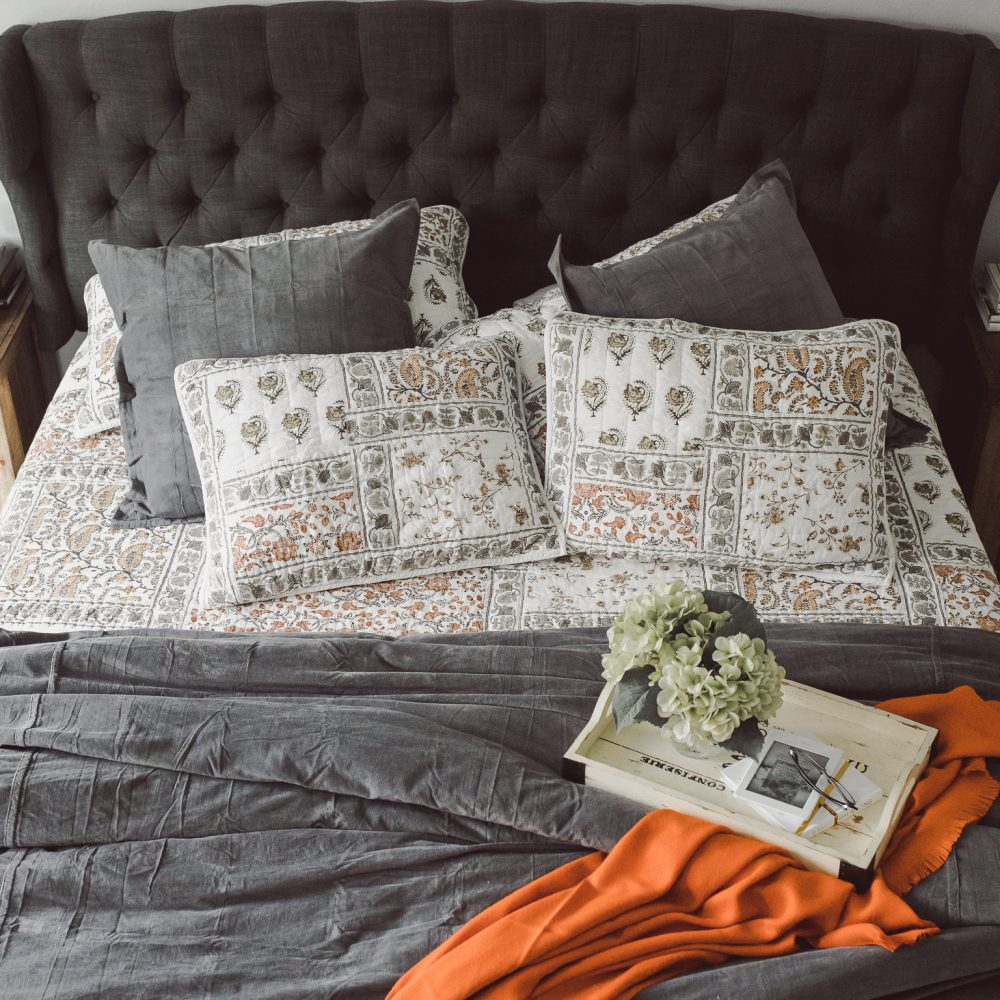 How To Update Your Master Bedroom For Fall and Winter