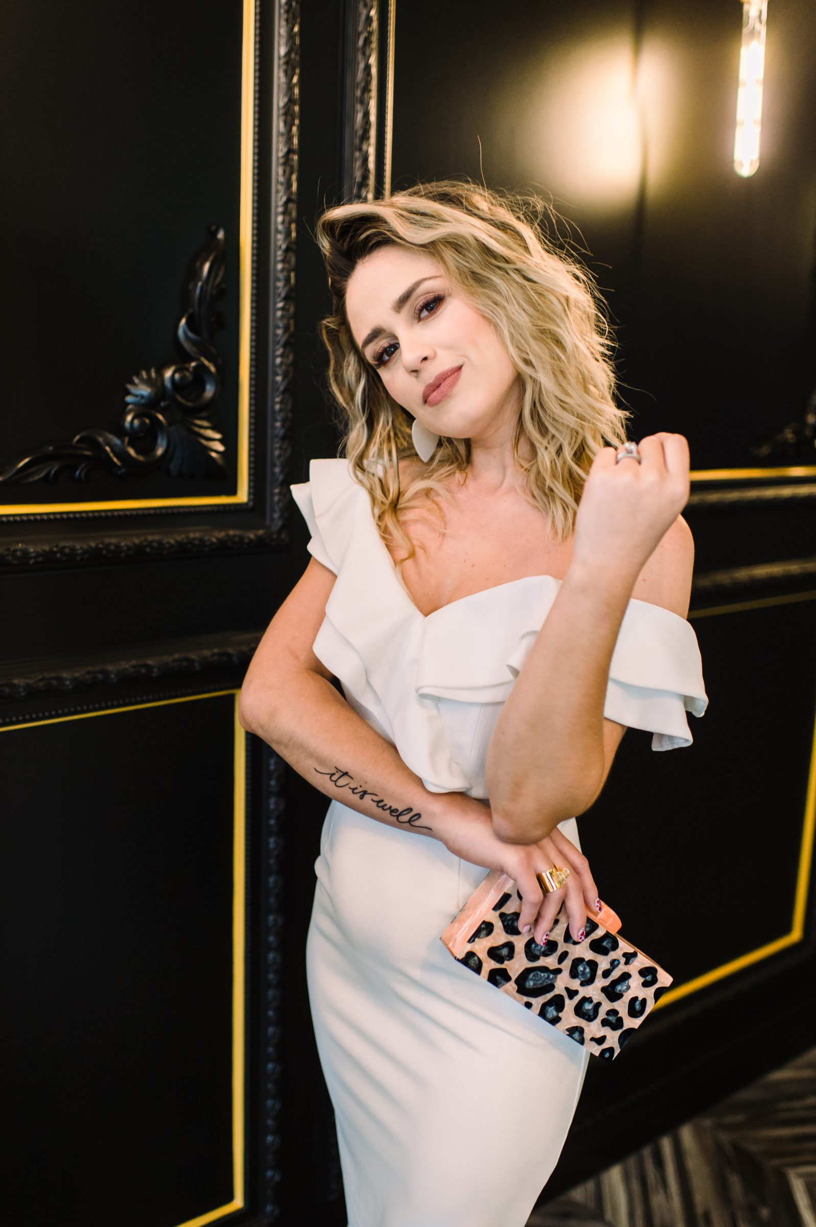 Houston fashion blogger Uptown with Elly Brown shares over 20 White Dresses Under $100 for you to wear this Spring Season of 2019!