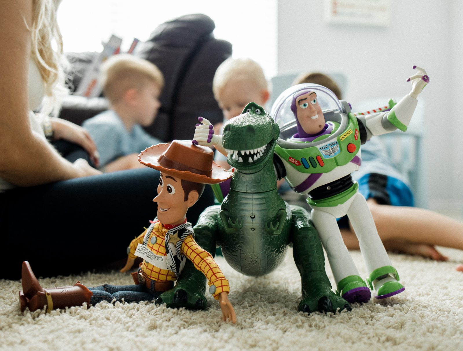 Blogger Uptown with Elly Brown opens up about her struggle with learning to slow down with kids and how she is Creating Special Moments with Toy Story 4.