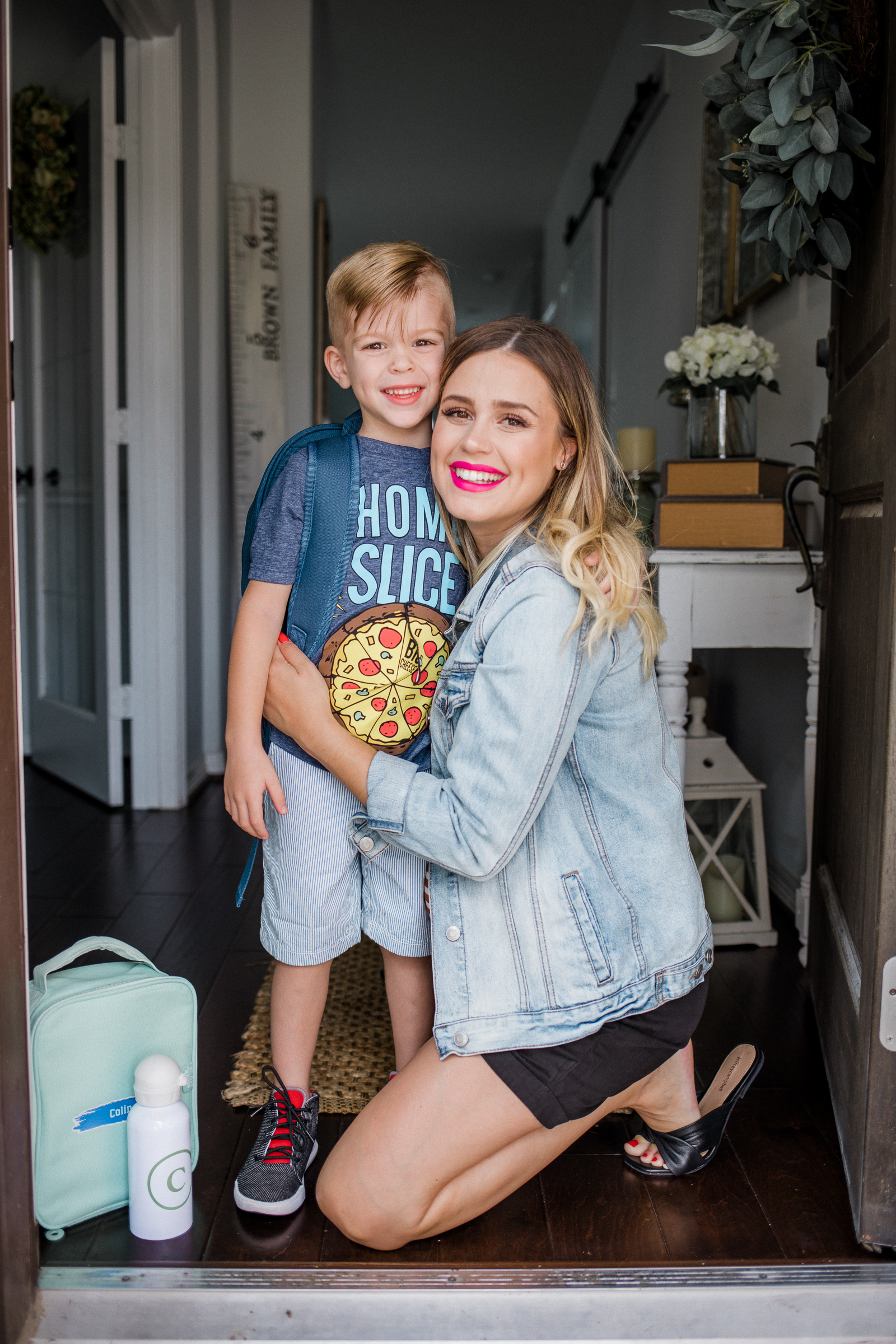 Houston Lifestyle blogger Elly Brown shares Stuck On You products and why they love it for Back to School Supplies!