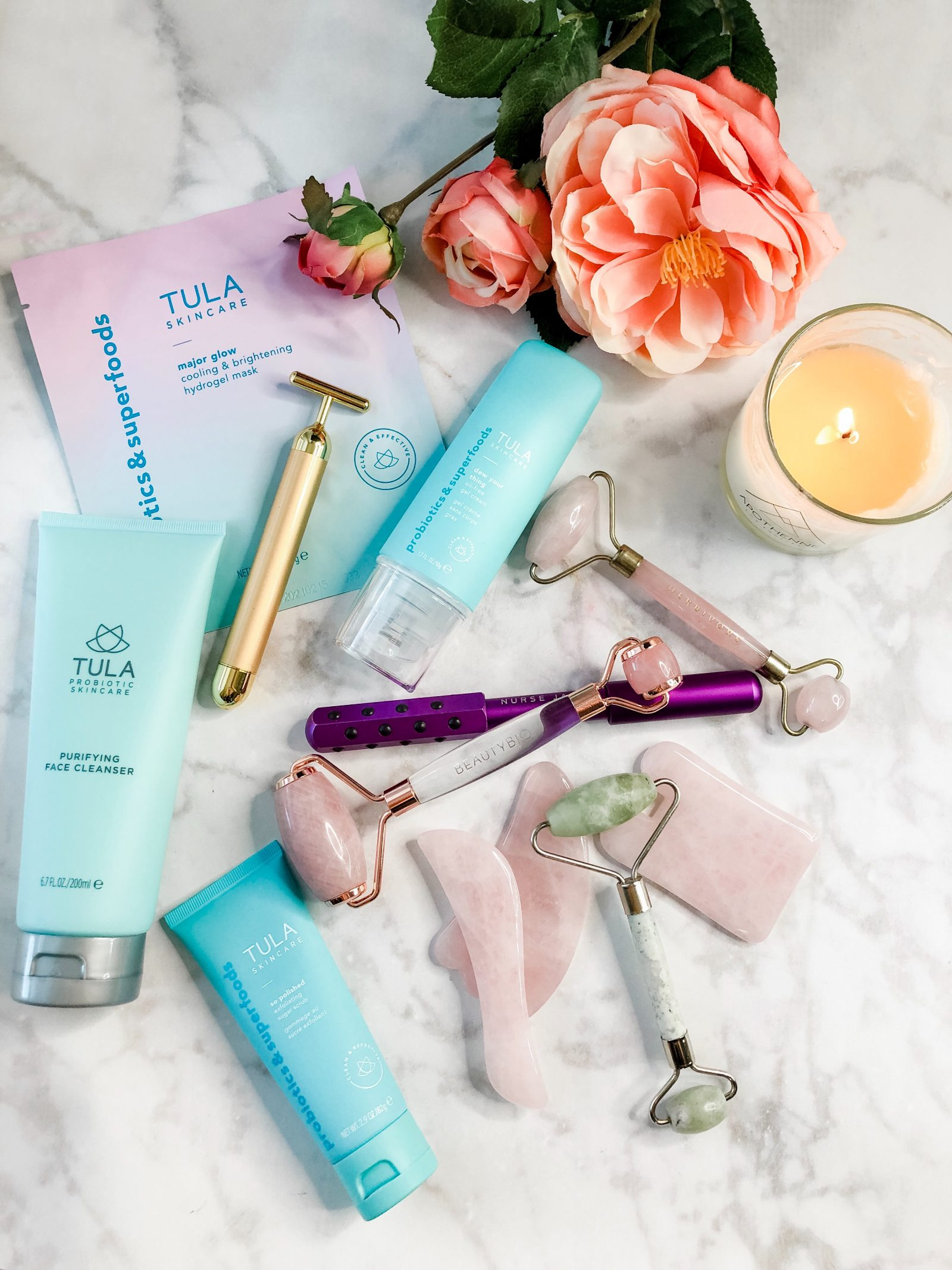 Wanting to try Facial Rollers, but not sure where to start? Beauty blogger Elly Brown breaks down everything you need to know about Facial Rollers!