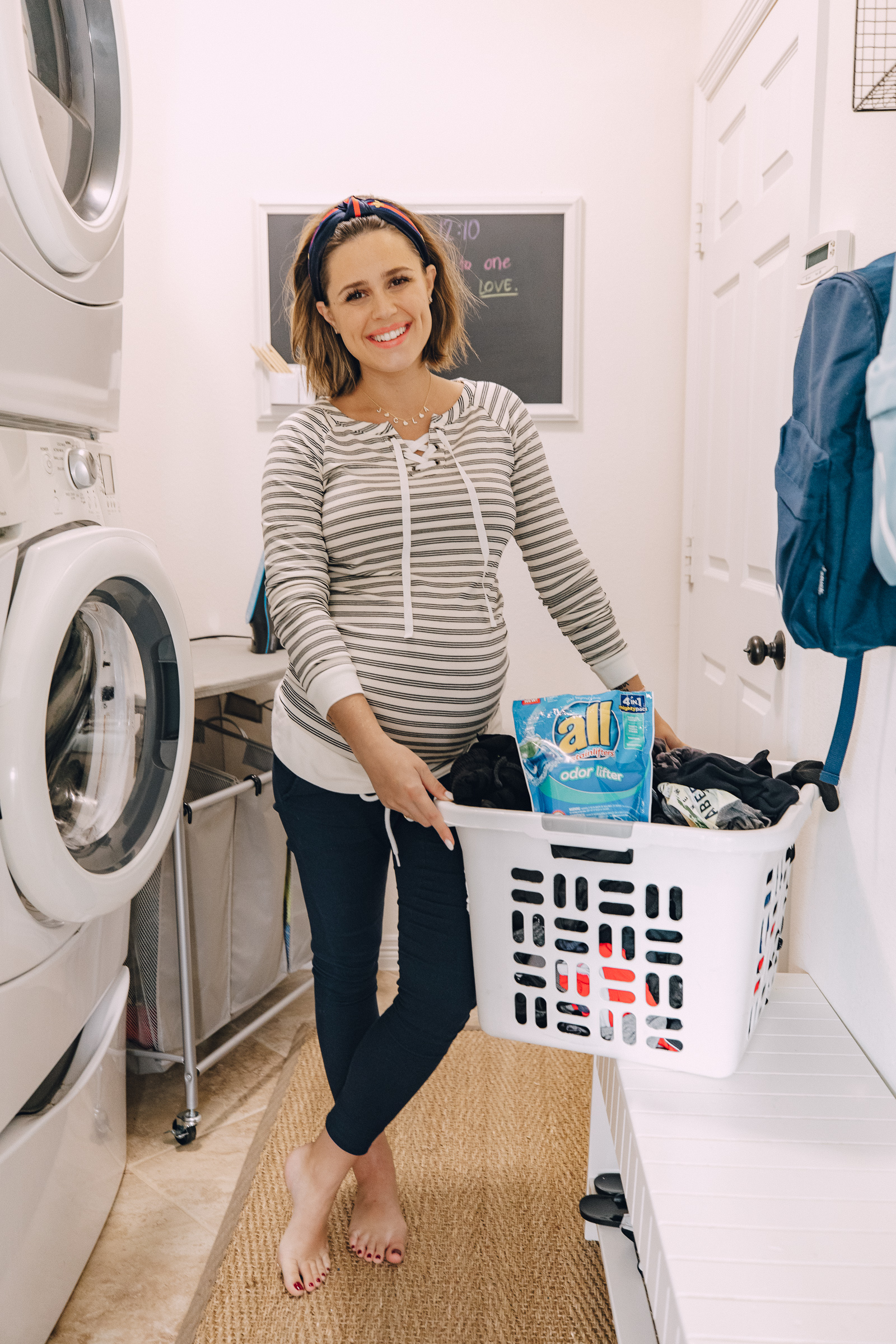 10 Laundry Hacks to help make laundry a bit more easier for you! From using ice cubes to conditioner, these hacks will make laundry fun