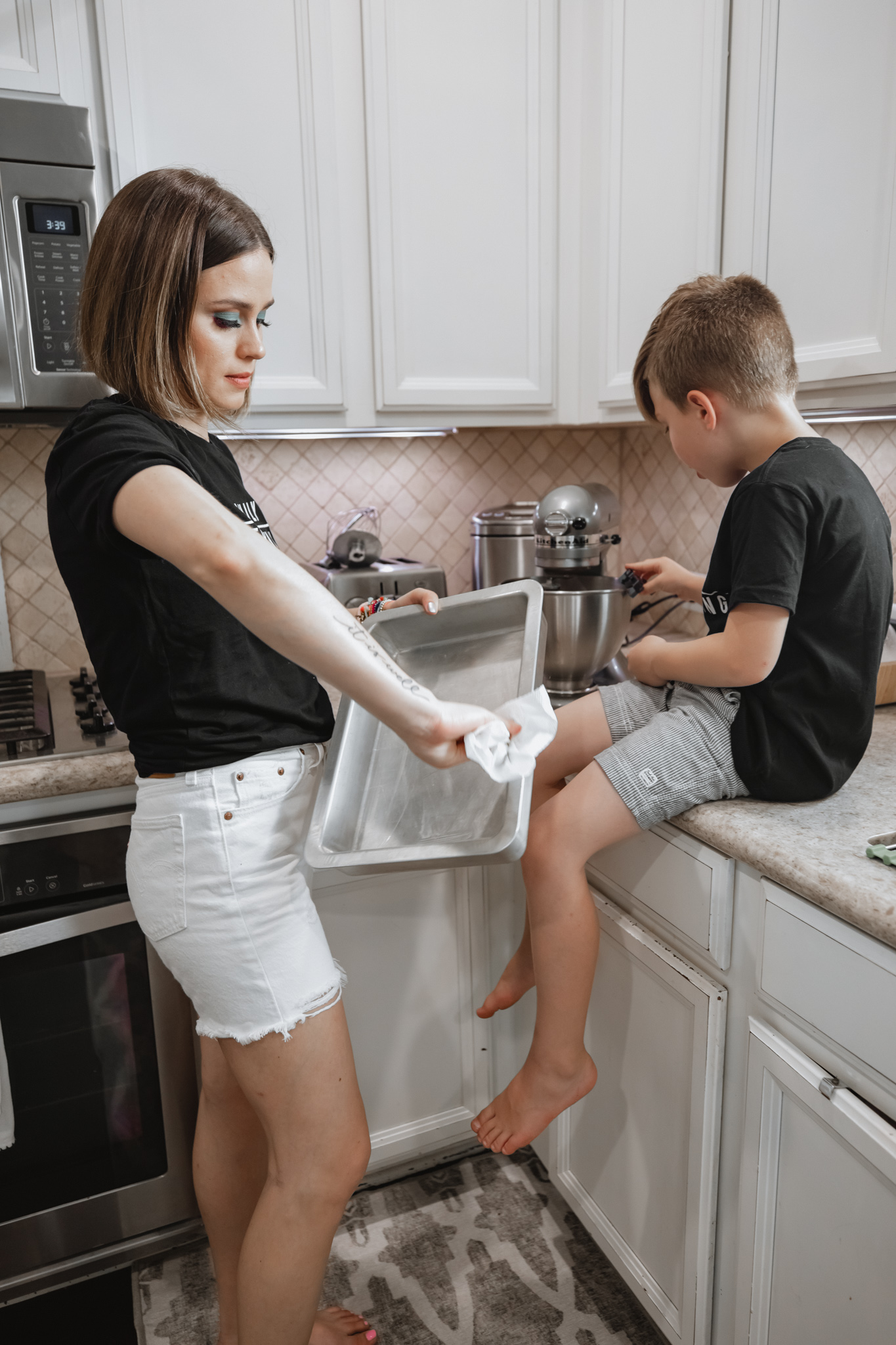 Stuck inside the house with nothing to do? Houston lifestyle blogger Elly Brown shares over 10 Activities For Kids at Home to do during social distancing!