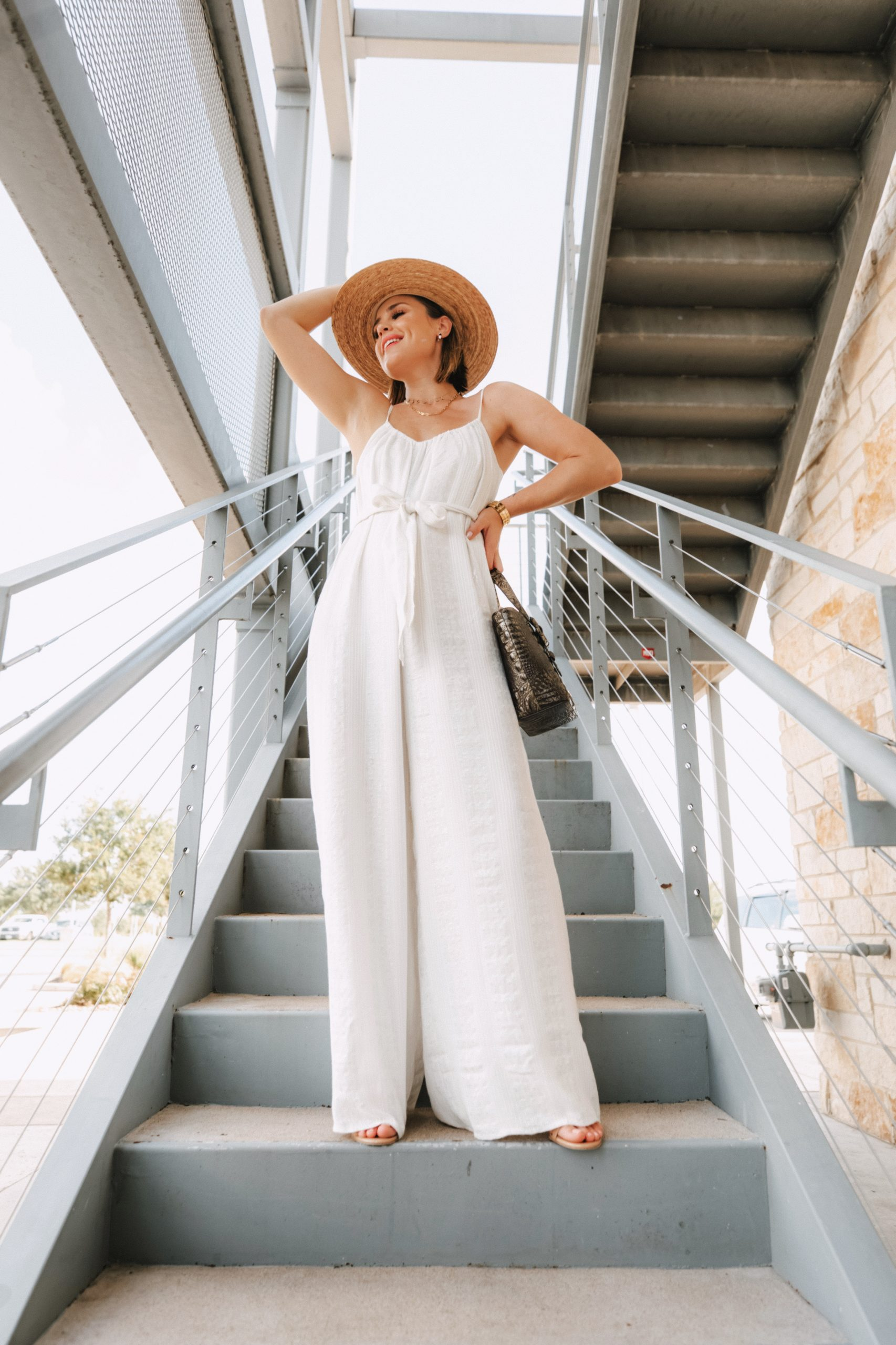 Looking for Cute Jumpsuits and ideas on how to wear them? Houston blogger Elly Brown shares over 15 jumpsuits for every budget!