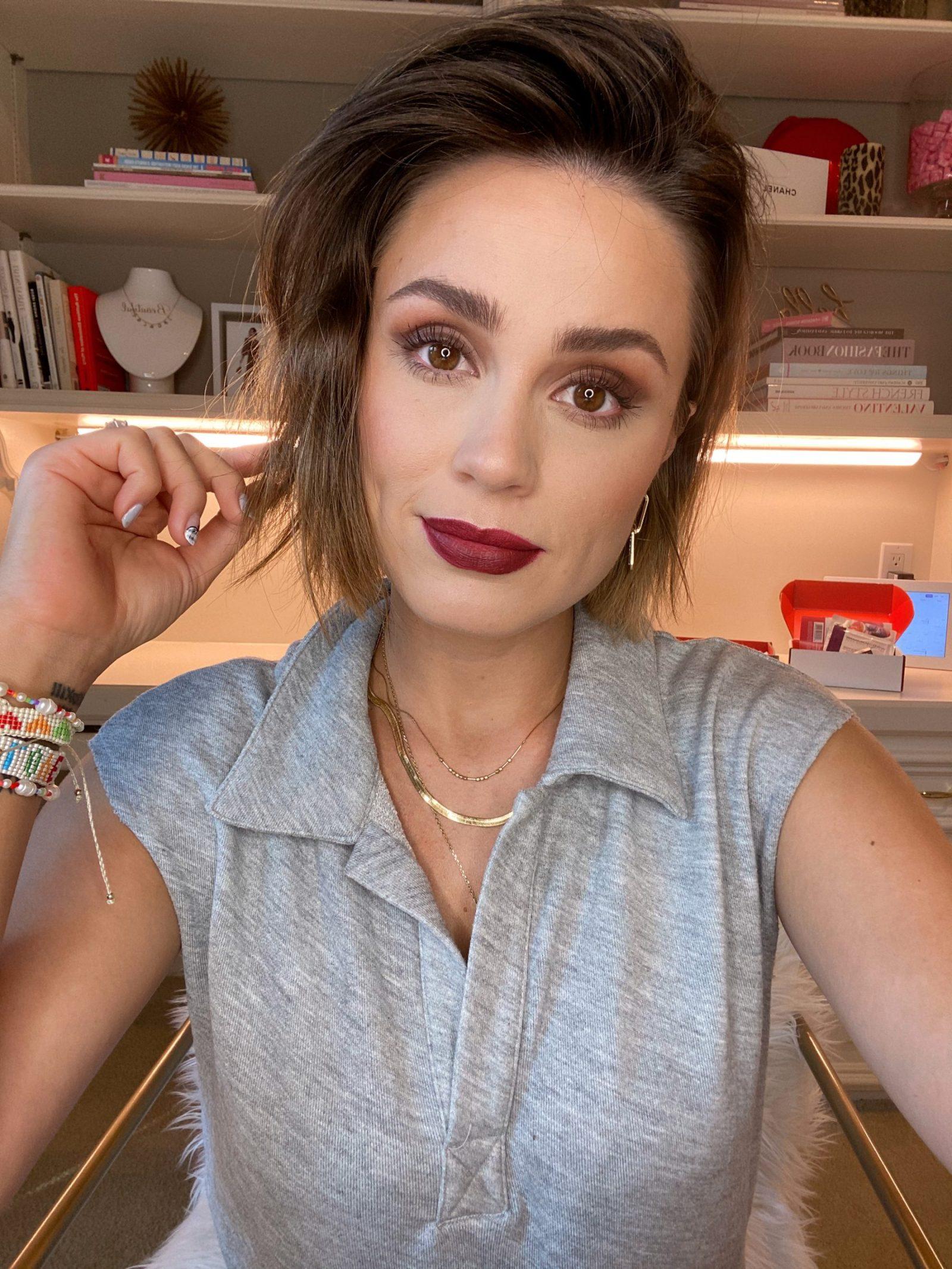 Fall Drugstore Lipsticks Sigma Beauty in Bella Donna