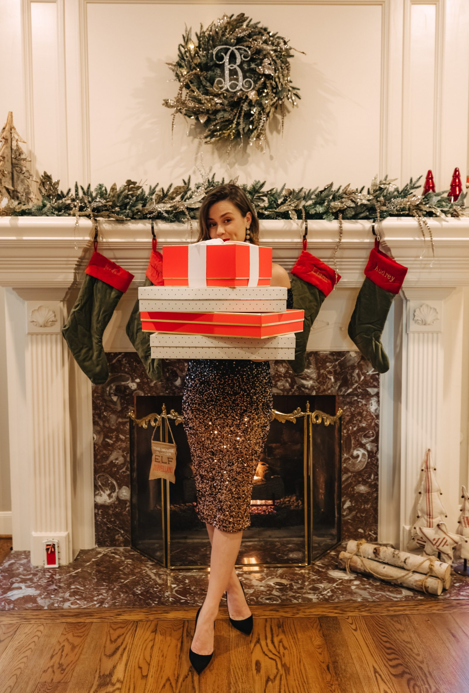 Looking for the perfect splurge-worthy gift for her? Houston blogger Elly Brown shares Gift Ideas for Her under $100.