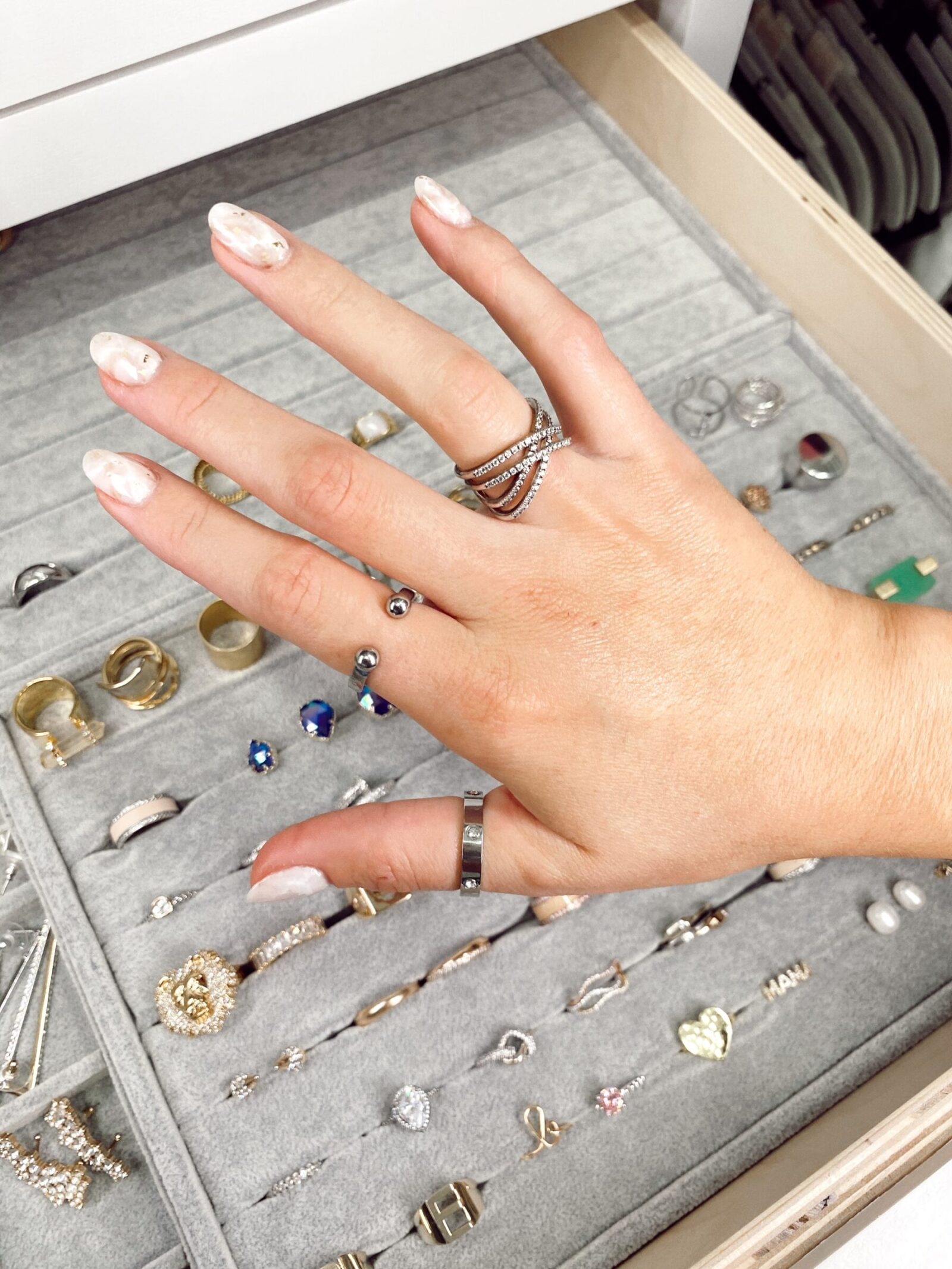 Simple everyday rings under $50 you'll love!